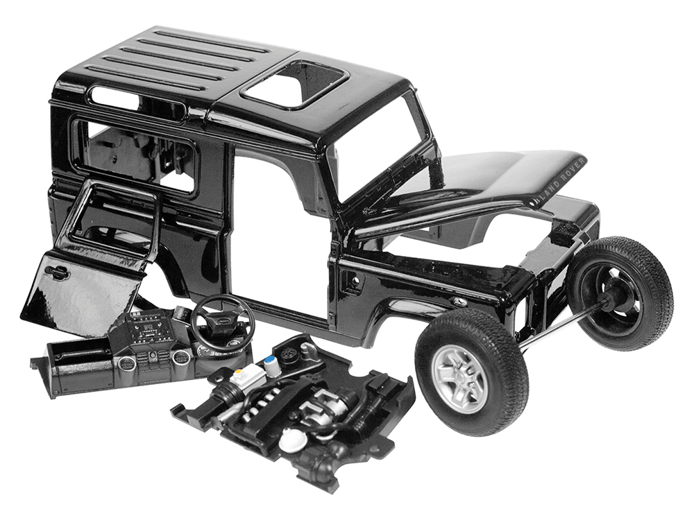 Build Your Own Land Rover Motormaquina